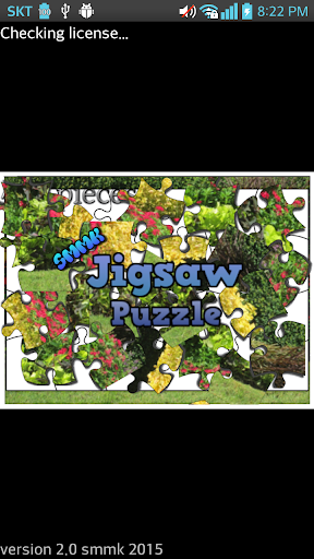 Drifting Jigsaw Puzzle limited