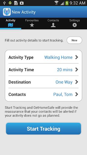 【免費生活App】GetHomeSafe - Personal Safety-APP點子