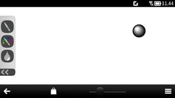 Screenshot of Liquid