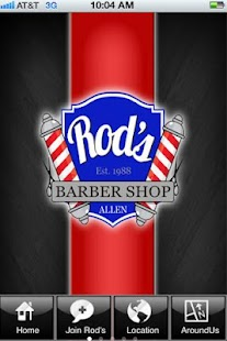 Rod's Barber Shop - screenshot thumbnail