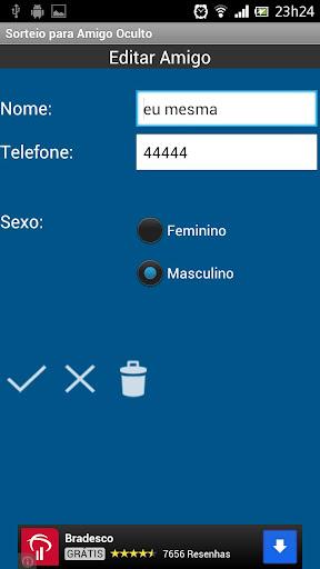 【免費娛樂App】Sorteio Amigo Oculto Lite[old]-APP點子