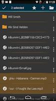 Screenshot of Super Duper Remote for VLC