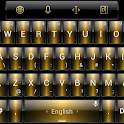 Theme TouchPal Dusk Gold icon