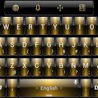 Theme TouchPal Dusk Gold icon