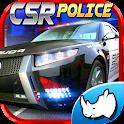Cop Car Crash Racing CSR Chase icon