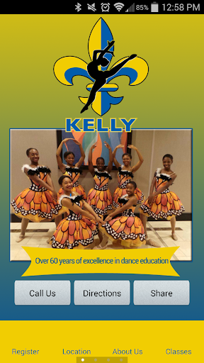 【免費商業App】Kelly School of Dance-APP點子
