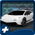 Parking Lot Drift Racer 3D icon