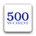 500 Words logo
