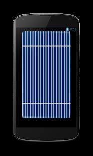 太陽能電池板的負載電池免費