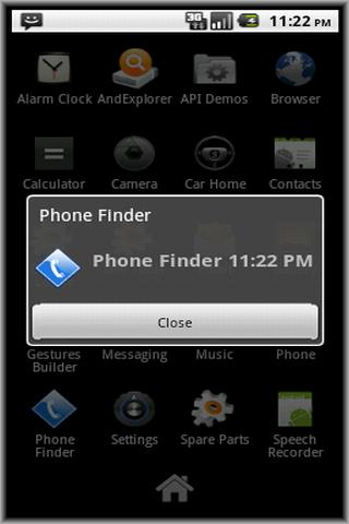 Phone Finder- screenshot
