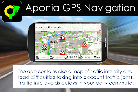 GPS Navigation & Map by Aponia - screenshot thumbnail