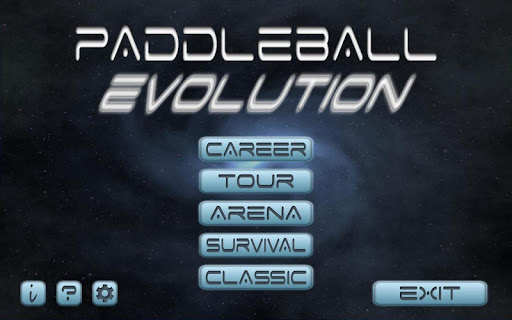 PaddleBall Evolution Lite
