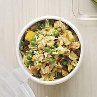 Pineapple Pork Fried Rice