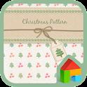 Christmas pattern Dodol Theme