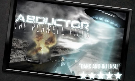 ABDUCTOR: The Roswell Files