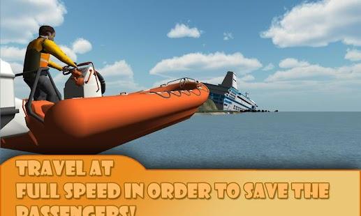 【免費模擬App】大英雄海上救援3D-APP點子