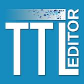 TTL Editor