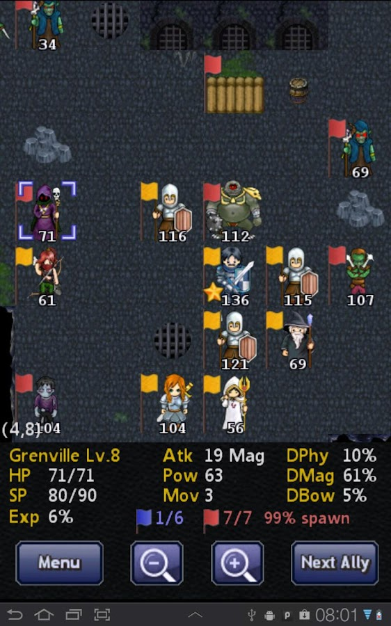 Kingturn RPG Lite - screenshot