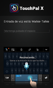 Spanish (Latin) Keyboard - screenshot thumbnail