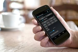 Screenshot of ECoS Controller