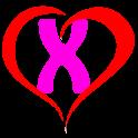 LoveX - Juego para parejas icon
