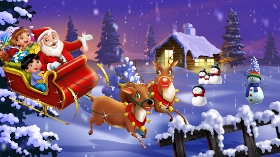 Christmas And Santa Claus Saga - screenshot thumbnail