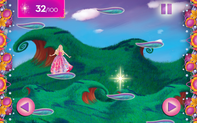 Barbie e o Portal Secreto screenshot
