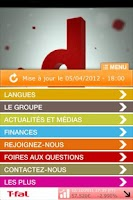 Screenshot of GROUPE SEB