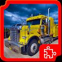 Trucks Puzzles icon