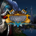 Swords and Sandals 5 logo