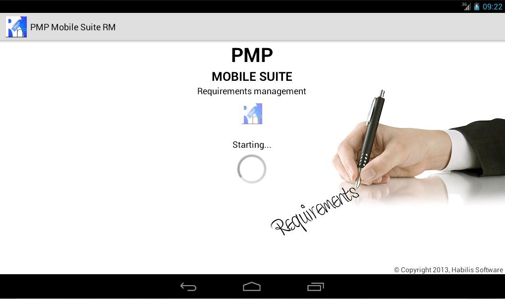 PMP Mobile Suite RM- screenshot