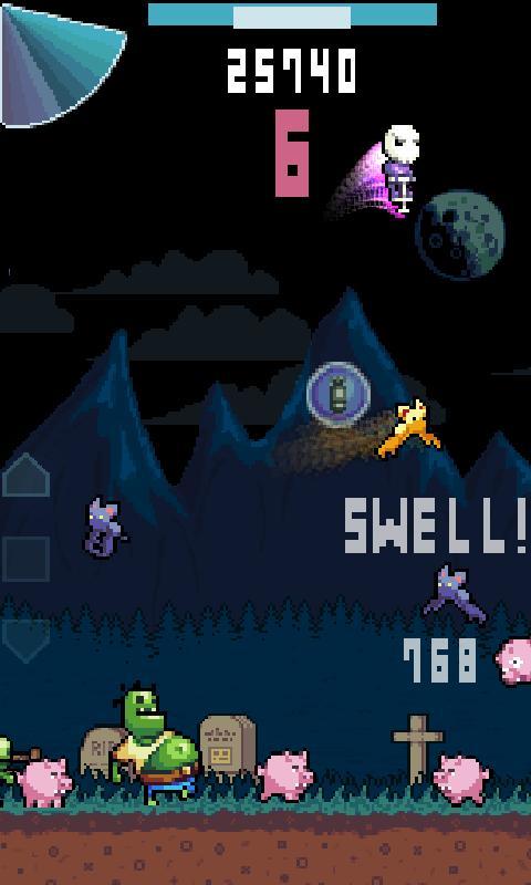 Skullpogo screenshot #1