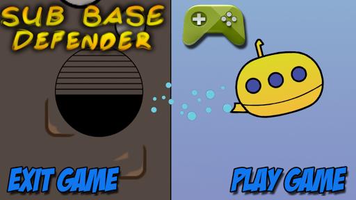 Submarine Base Defender