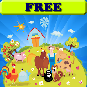 Coloring Book: the Farm! FREE