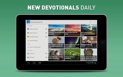 Daily Bible Devotionals Plus