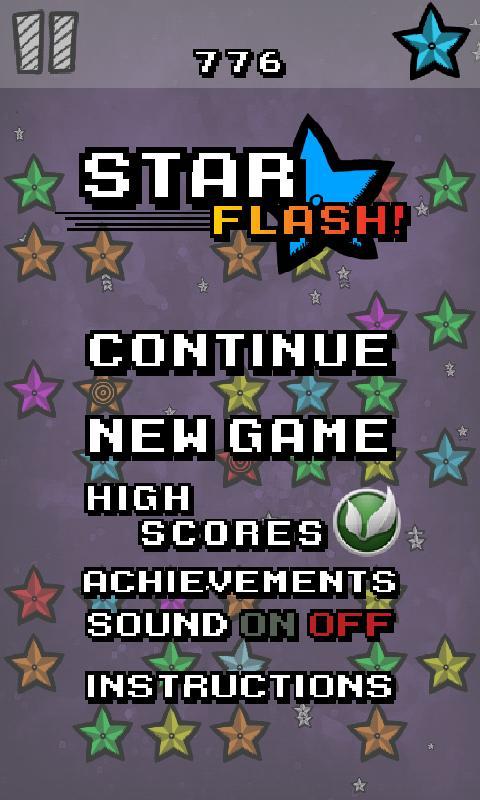 Starflash 2 - screenshot