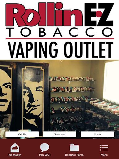 Rollin EZ Tobacco Vape Outlet