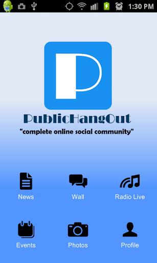 PublicHangOut P.H.O