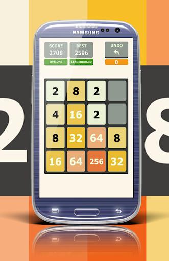 2048 Challenge Puzzle Game