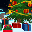 Christmas 3D Virtual Reality icon