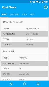 Root Check v2.0.4