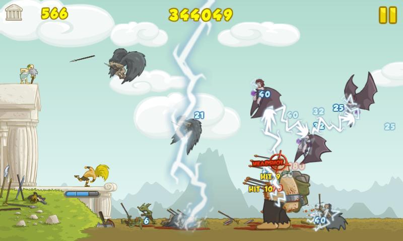 Clash of the Olympians screenshot #7