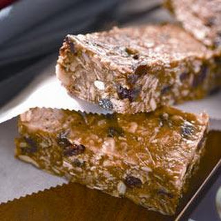 Peanut Butter Trail Bars