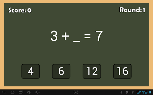 Math Games - screenshot thumbnail