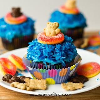 Teddy Graham Cupcakes Recipe