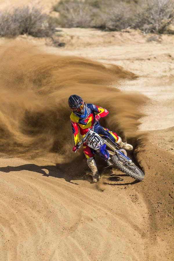 Roostin it. by Connor Moore - Sports & Fitness Motorsports ( canon, moto, roostin, 60d, sports, action, cahuilla )
