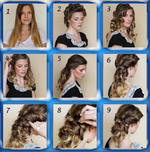 髪のリンクモデル
