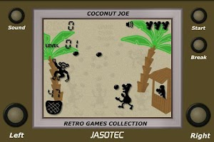 Screenshot of LCD Retro Games Collection