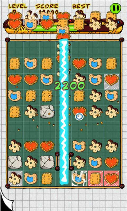 Cookie Story - screenshot