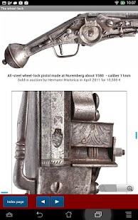 Flintlock and early firearms- screenshot thumbnail
